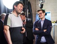 Carlsen suveren i Belgia - sikret seieren to runder før slutt