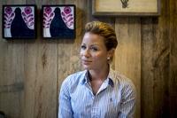 Lene Alexandra (35) flytter fra kjæresten