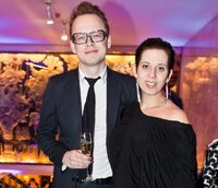 Simone Eriksrud var popstjerne, nå har ektemannen Simen tatt over