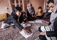 Afghanistan-returene: Døden nær i moskéangrep