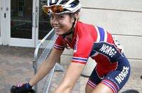 Ny sykkeltriumf: Susanne (18) tok norsk VM-bronse