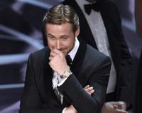 Ryan Gosling lo under Oscar-skandalen – forklarer hvorfor