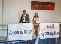 Vil legge ned Moss lufthavn Rygge fra 1. november