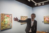 Kunstanmeldelse: «Mot skogen - Knausgård og Munch»