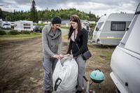 NAV foreslo at Carina og Mads kunne bo i telt