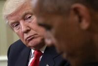 Trump etter møte med Obama i Det hvite hus: – Jeg ser fram til å få råd fra ham