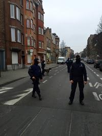 Paris-terrorist Salah Abdeslam tatt i live
