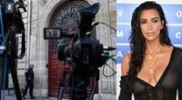 Kim Kardashian West bodde på «ingen adresse» da hun ble truet og ranet