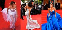 Vindblåste stjerner i Cannes