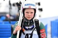 Hopp-Maren ikke bekymret etter kvalik-bom i VM
