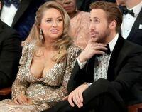 Ryan Gosling tar aldri Eva Mendes med på fest