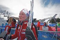 Olsbu beste norske på sprinten: – En opptur