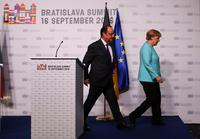EU må gå fra ord til handling