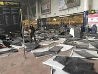 – Noen skrek «bombe», og da løp hele flyplassen