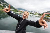 Julie Bergan nærmer seg toppen av VG-lista