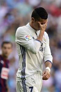 Eibar-sjokk og fire strake poengtap for Real Madrid