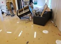 Slik er skadene etter opptøyer på Trandum