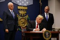 Nå har Trump signert nytt innreiseforbud