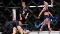 UFC: Holly Holm tilbake med et brak