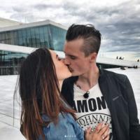 Henrik Ingebrigtsen fridde til kjæresten