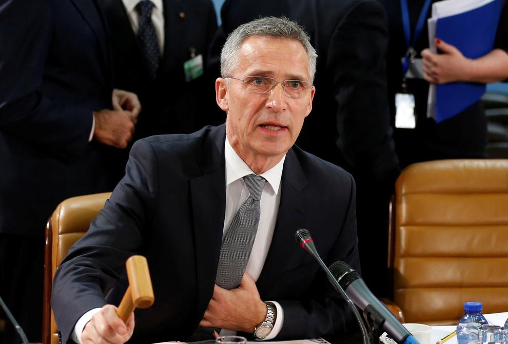 Tyskland vil at Stoltenberg blir sittende i to nye år som NATO-sjef