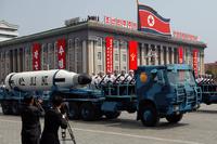 Nord-Korea vil trappe opp atomprogrammet til «det maksimale»