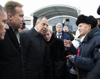 Første gang siden de tok Krim:   Nå reiser Brende til Russland