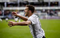 Bendtner-erstatteren: – Jeg blir veldig skuffet hvis jeg ikke spiller neste kamp