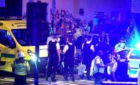 Varebil kjørte inn i folkemengde i London – én død og åtte skadet