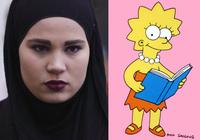 Derfor er «Skam»-Sana som Lisa Simpson