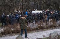 Flere hundre fulgte drepte Jakob (14) til graven
