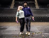 Line og Kåre Magnus skal lede Melodi Grand Prix: Lover glitter og glamour