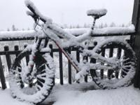Meteorologen forklarer: Derfor kom det snø i mai