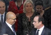 Presidentjobben i en tynn tråd for Hollande