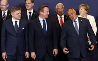Siste bilde med EU-gjengen?