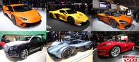 Bilmesse i Genève: Her er 12 av de dyreste