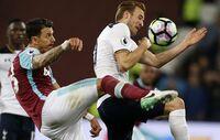 West Ham knuste Tottenhams gullhåp:– Nå er det nesten umulig