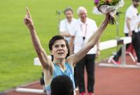 Ny rekord av Jakob (16) på drømmemila