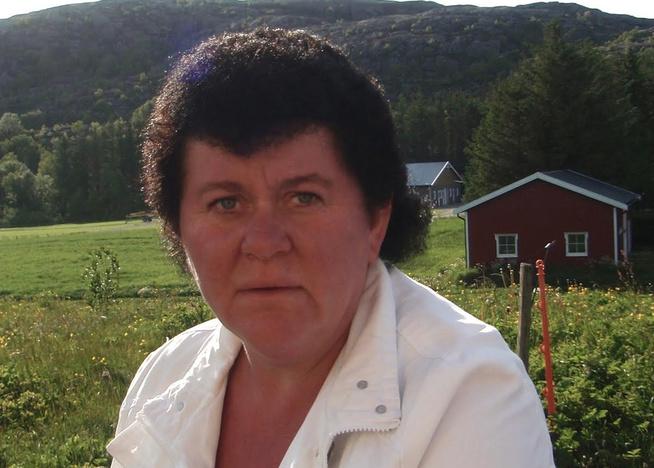 <p>DØDE: Maj-Lis (53) fikk hjerteinfarkt. Foto: PRIVAT</p>