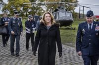Pentagon-topp til VG: Russland mobber sine naboer