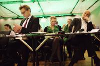 Sp-landsmøtet: Forby nikab i skoler og høyskoler
