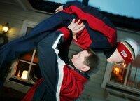 Her starter karrieren til Andreas Stjernen – i armene på utskjelt pappa