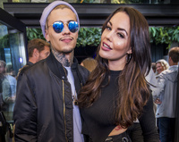 Triana Iglesias har forlovet seg