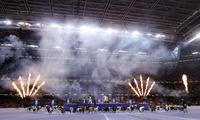 Åpningsseremonien i Champions League får kritikk:– Få det bort!