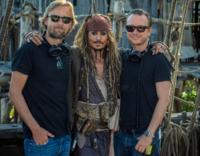 «Pirates»-regissørene avviser påstander om Johnny Depp-trøbbel