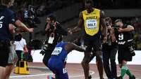Sensasjon da Gatlin slo Bolt:– Starten som «dreper» meg
