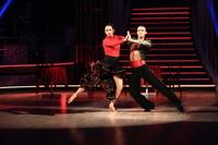 Stine Brun Kjeldaas slått ut av «Skal vi danse» på målstreken