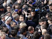Emmanuel Macron er mannen Europas liberale håper på