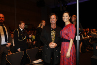 Kronprinsesse Victoria takket Stordalen