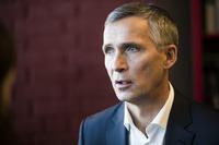 Stoltenberg: Ikke bekymret for USAs forhold til NATO